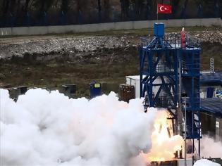 Φωτογραφία για Η Τουρκία δοκίμασε πυραυλικό σύστημα – Δείτε φωτογραφίες και βίντεο
