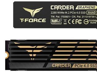 Φωτογραφία για Ο T-Force Cardea A440 PCIe 4 SSD  με 6.900 MB/s ταχύτητα εγγραφής!