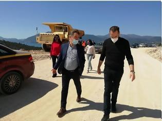 Φωτογραφία για Επίσκεψη Περιφερειάρχη Δυτικής Ελλάδας, κ. Νεκτάριου Φαρμάκη, στο Δήμο Ακτίου Βόνιτσας
