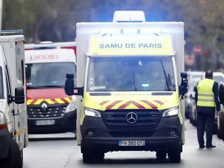 Φωτογραφία για Συναγερμός στο Παρίσι: Πυροβολισμοί έξω από νοσοκομείο - Ένας νεκρός και μία τραυματίας
