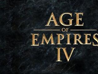 Φωτογραφία για Το Age of Empires 4 κυκλοφορεί φέτος και η νοσταλγία χτυπά κόκκινο