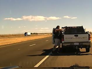 Φωτογραφία για Σοκαριστικό!  Η στιγμή της δολοφονίας αστυνομικού (Video)