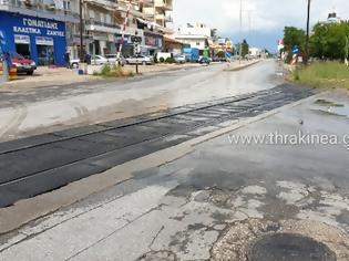 Φωτογραφία για Σαν θαύμα: Θα φτιάξουν τη σιδηροδρομική διάβαση!