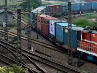 Φωτογραφία για Ασία-Ευρώπη περισσότερα τρένα διαθέσιμα σε ζήτηση σιδηροδρομικών υπηρεσιών.