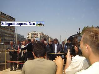 Φωτογραφία για Μετρό Θεσσαλονίκης: 15 χρόνια εργοτάξια, το 2023 έτοιμη η βασική γραμμή.