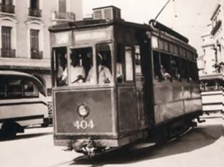 Φωτογραφία για Η ιστορία των Ελληνικών Τραμ σε ένα νοσταλγικό βίντεο.