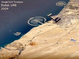 Φωτογραφία για Εντυπωσιακό Timelapse από το Google Earth: Δείτε πώς άλλαξε η Γη τα τελευταία 37 χρόνια