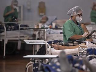 Φωτογραφία για Κοροναϊός - Βραζιλία: Δραματική η κατάσταση - Δεν έχουν φάρμακα για αναισθησία και διασωληνώνουν ασθενείς ξύπνιους