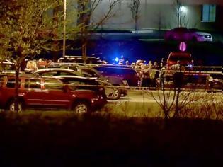 Φωτογραφία για Ινδιανάπολη: Οκτώ νεκροί από τους πυροβολισμούς στις εγκαταστάσεις της FedEx - Πολλοί τραυματίες