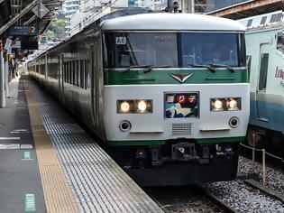 Φωτογραφία για Ιαπωνία: Τρένο αφιερωμένο στον Γιασουνάρι Καουαμπάτα.