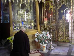 Φωτογραφία για Παναγία ἡ Πορταΐτισσα, «Χαῖρε, τῆς Ἐκκλησίας ὁ ἀσάλευτος πύργος»