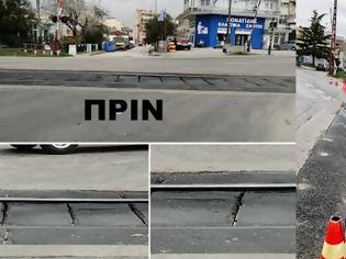 Φωτογραφία για Αλεξανδρούπολη: Ολοκληρώθηκε η συντήρηση της σιδηροδρομικής διάβασης στην ανατολική είσοδο της πόλης.
