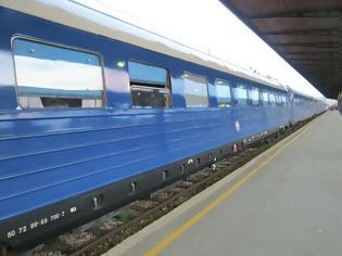 Φωτογραφία για Το μπλε τρένο του Τίτο.