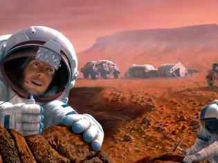Φωτογραφία για Το νέο επιστημονικό πρόβλημα στον Άρη είναι οι… κηδείες των ανθρώπων εκεί