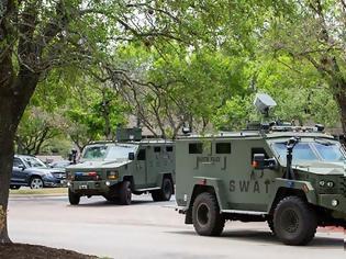 Φωτογραφία για ΗΠΑ: Ένοπλος άνοιξε πυρ στο Όστιν του Τέξας - Τρεις νεκροί
