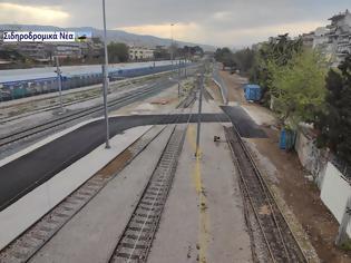 Φωτογραφία για Θεσσαλονίκη: Ολοκληρώθηκαν τα έργα ανακαίνισης στο αμαξοστάσιο της ΤΡΑΙΝΟΣΕ.