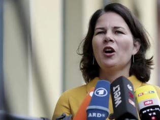 Φωτογραφία για Γερμανία: Η Ανναλένα Μπέρμποκ είναι η υποψήφια Καγκελάριος των Πρασίνων