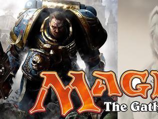 Φωτογραφία για Magic the Gathering: Ζωντανεύουν θρυλικοί ήρωες μέσα από το πασίγνωστο παιχνίδι καρτών