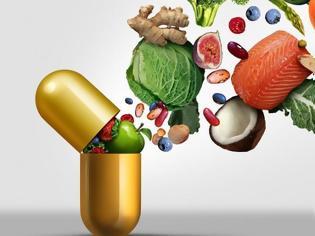 Φωτογραφία για Πολυβιταμίνες, ωμέγα-3, προβιοτικά και βιταμίνη D μπορεί να μειώσουν σε έναν βαθμό τον κίνδυνο λοίμωξης Covid-19