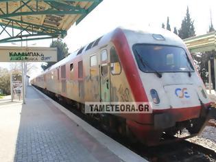 Φωτογραφία για Επιστολή του Θ. Αλέκου στον ΟΣΕ για επανέναρξη των δρομολογίων στην περιοχή της δυτικής Θεσσαλίας.