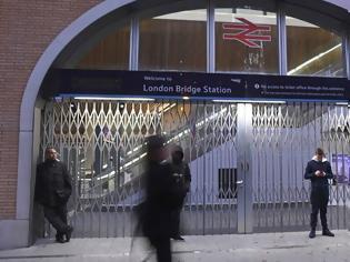 Φωτογραφία για Βρετανία: Εκκενώθηκε σταθμός τρένου στο Λονδίνο