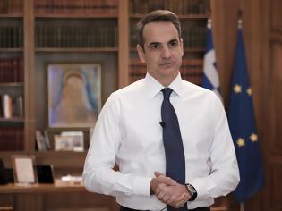 Φωτογραφία για LIVE το μήνυμα του πρωθυπουργού Κυριάκου Μητσοτάκη στους πολίτες