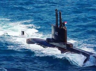 Φωτογραφία για Ινδονησία: Αγνοείται υποβρύχιο με 53 μέλη - Έκκληση για βοήθεια σε Αυστραλία και Σιγκαπούρη