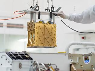 Φωτογραφία για NASA: Το ρόβερ Perseverance παρήγαγε για πρώτη φορά οξυγόνο στον Άρη