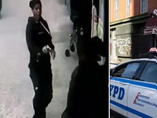 Φωτογραφία για Σοκαριστικό: Γυναίκα πυροβολεί και σκοτώνει την πρώην σύντροφο της μέρα μεσημέρι (Video)