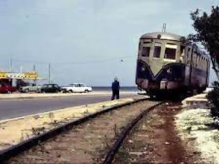 Φωτογραφία για 1995: Ταξίδι με τρενο από τα Καβάσιλα στην Κυλλήνη. Δείτε το βίντεο.