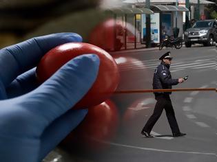 Φωτογραφία για Έξοδος Πάσχα: Σφραγίζονται τα διόδια από την Παρασκευή - Μάχη για να κρατηθεί στο όριο ο δείκτης θετικότητας