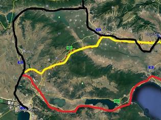"""Φωτογραφία για """"Η νέα σιδηροδρομική γραμμή Θεσσαλονίκης – Καβάλας και η άλλη πρόταση"""