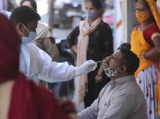 Φωτογραφία για Κοροναϊός - Ινδία: Νέο παγκόσμιο ρεκόρ κρουσμάτων - Οι εργάτες εγκαταλείπουν τις πόλεις