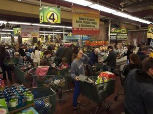 Φωτογραφία για «Ράλι» στις τιμές των τροφίμων – Ολοένα και πιο ακριβό το καλάθι του σούπερ μάρκετ
