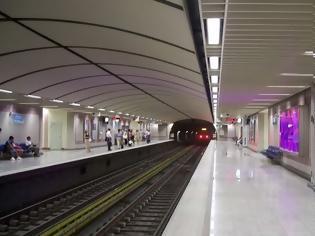 Φωτογραφία για Τραγωδία: Νεκροί και οι δυο πολίτες που έπεσαν στις γραμμές του Μετρό σε Πανόρμου και Χολαργό