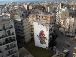 Φωτογραφία για «Ο έφιππος Παπαφλέσσας βρίσκεται πλέον στους δρόμους της Πάτρας!»