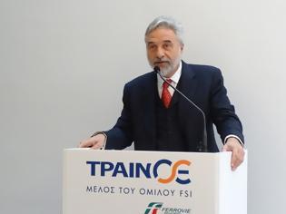 Φωτογραφία για Φίλιππος Τσαλίδης: Τον Ιούνιο το πρώτο δρομολόγιο με το τρένο νέας γενιάς.