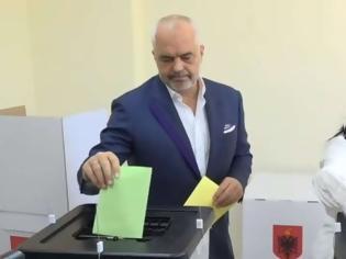 Φωτογραφία για Αλβανία: Αυτοδυναμία Έντι Ράμα στις βουλευτικές εκλογές