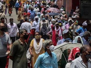 Φωτογραφία για Φόβοι για μισό δισ. κρούσματα στην Ινδία
