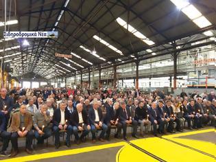Φωτογραφία για Για δεύτερη χρονιά δεν θα τελεστεί το Μέγα Ευχέλαιο των σιδηροδρομικών.