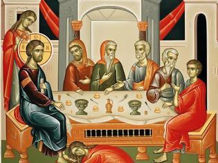 Φωτογραφία για Ναυπάκτου Ἱερόθεος: Ὁ Χριστός ὡς φίλος τῶν ἁμαρτωλῶν