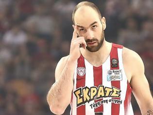 Φωτογραφία για Την απόφαση του Σπανούλη περιμένουν στον Ολυμπιακό