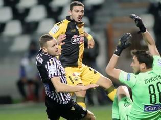 Φωτογραφία για Μόνο ο Γαλανόπουλος διασώθηκε από την ΑΕΚ