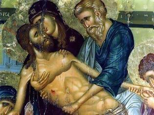 Φωτογραφία για Πάντα τη Μεγάλη Παρασκευή νά'ναι κανείς μόνος σαν τον Χριστό