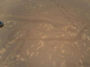 Φωτογραφία για Η πρώτη έγχρωμη από αέρος φωτογραφία του Άρη από το drone