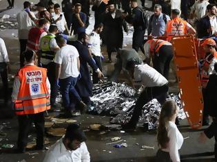 Φωτογραφία για Ισραήλ: Άνδρας «είδε» την τραγωδία δύο ώρες πριν συμβεί - Χτυπούσαν τα κινητά των νεκρών από μητέρες και συζύγους