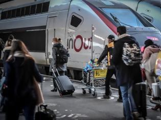 Φωτογραφία για 5 εκατομμύρια εισιτήρια τρένων με κόστος κάτω των 39 ευρώ καθώς η Γαλλία άρει τους ταξιδιωτικούς περιορισμούς.