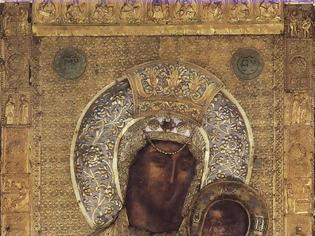 Φωτογραφία για Παναγία Βηματάρισσα ή Κτιτόρισσα, γιατί ονομάστηκε έτσι η εφέστιος εικόνα της Ι. Μ. Βατοπαιδίου