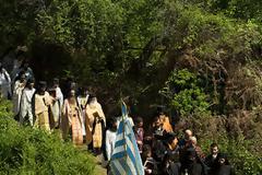 Μωυσής Μοναχός Αγιορείτης (†) - Μια λιτανεία τελείωσε. Μια λιτανεία άρχισε. Μια λιτανεία συνεχίζεται …