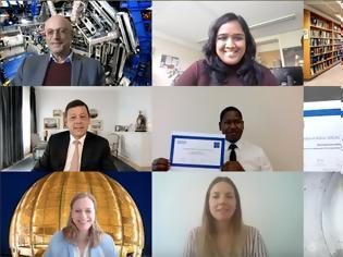 Φωτογραφία για Υποστήριξη ταλαντούχων υποψήφιων διδακτόρων από το πείραμα ATLAS CERN